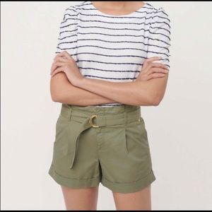 NWT Loft Buckled Shorts in Different Colors
